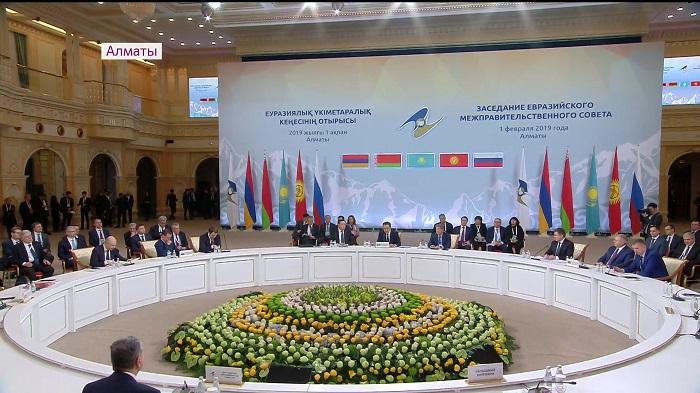 Премьер-министры стран ЕАЭС намерены увеличивать товарооборот между государствами