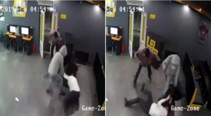 Нападение на букмекерскую контору в Алматы: разбойники задержаны