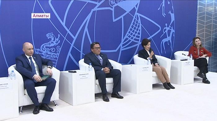 Презентация проектов молодых учёных прошла в Алматы
