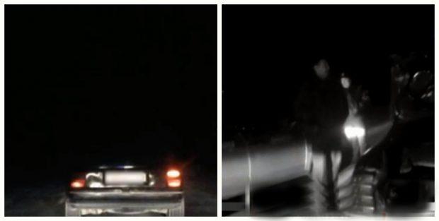 Похищенный таразец успел позвонить из багажника авто