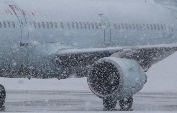 12 рейсов вылетели из Алматы с опозданием из-за снегопада – пресс-служба аэропорта