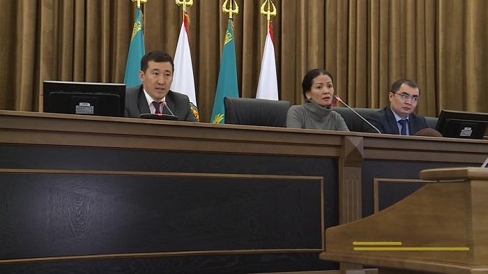 Вопросы поддержки многодетных и малообеспеченных семей обсудили в акимате Алматы