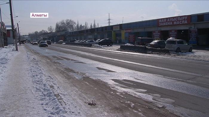 Строительство развязок в Алматы: владельцы изъятых участков не торопятся освобождать территории