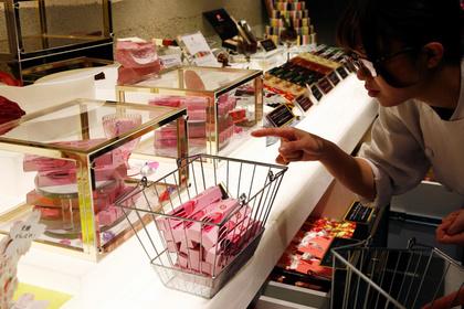 Японки взбунтовались против традиции Дня святого Валентина