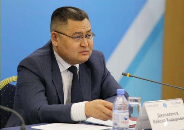 Экс-главу Комитета общественного согласия приговорили к штрафу в 141 млн тенге