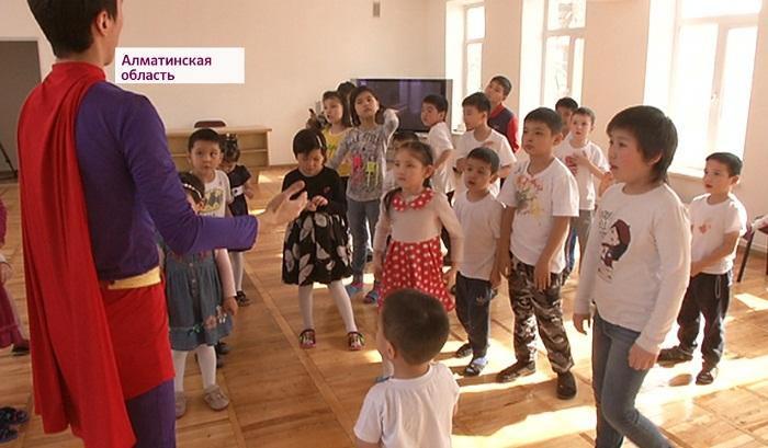 Семейный детский дом «Нур» в Талгаре отметил 21-летие