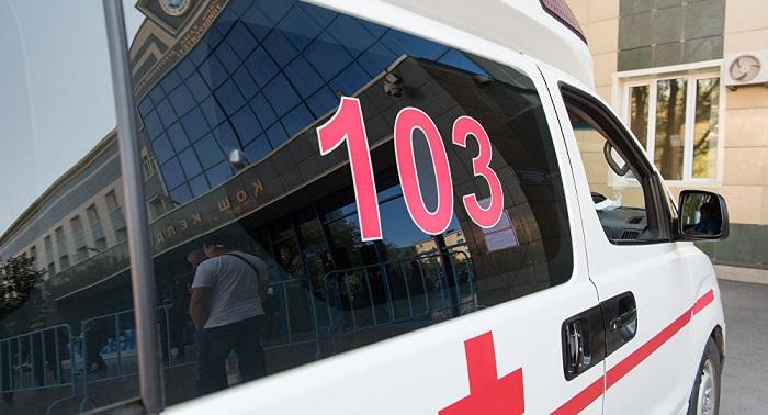 Массовое отравление рабочих на Тенгизе: в больницу обратились 25 человек