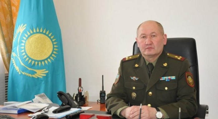 Сагинтаев уволил зампреда Комитета по ЧС