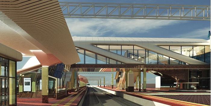 Железнодорожный вокзал «Алматы-1» : что изменится