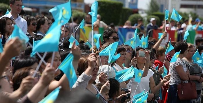 Численность населения Казахстана на 1 января достигла 18,39 млн человек
