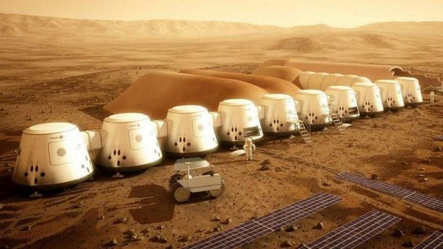 Проект создания колонии на Марсе признали банкротом