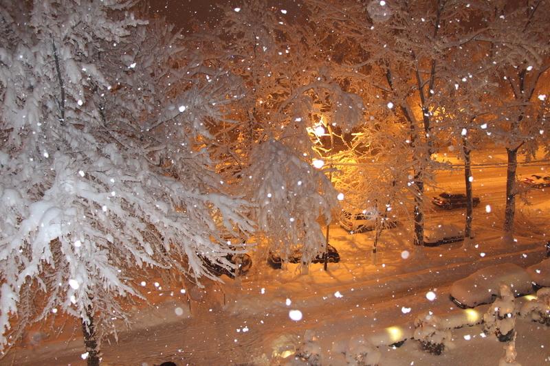 Погода в Алматы с 18 по 24 февраля 2019
