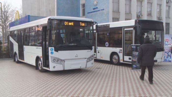 Бесплатный проезд в автобусах Шымкента для многодетных матерей вводят с 1 марта