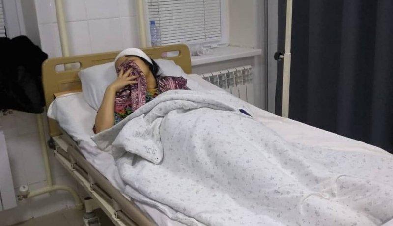 Воспитательницу избил директор детсада: видео инцидента в Актау распространяется в Сети