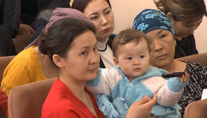 Меры по поддержке многодетных семей озвучены в Алматы