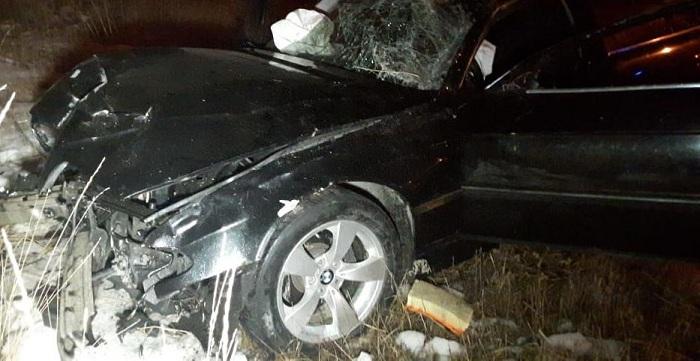 Водитель уснул за рулем и чудом остался жив в Алматы
