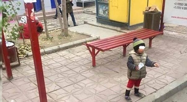Почти две сотни попрошаек наказали в Шымкенте