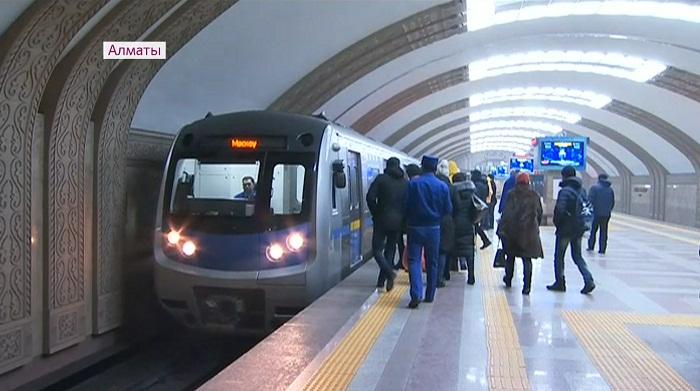 В метро Алматы сократится время ожидания поездов