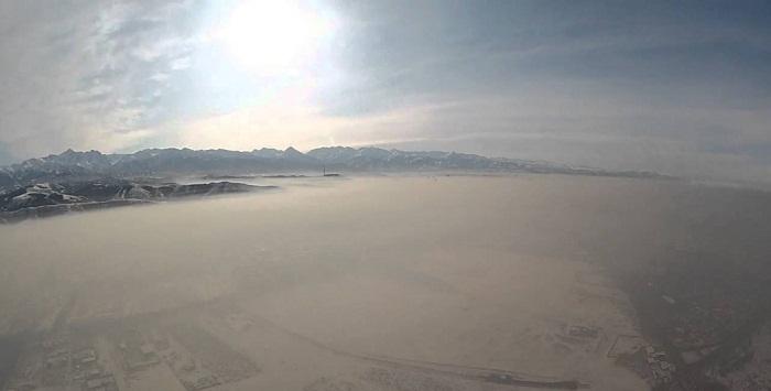 Байбек об экологии Алматы: смог всегда был, чтобы мы ни делали
