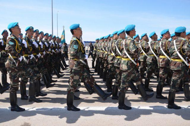 С 1 марта в Казахстане начинается призыв на срочную воинскую службу
