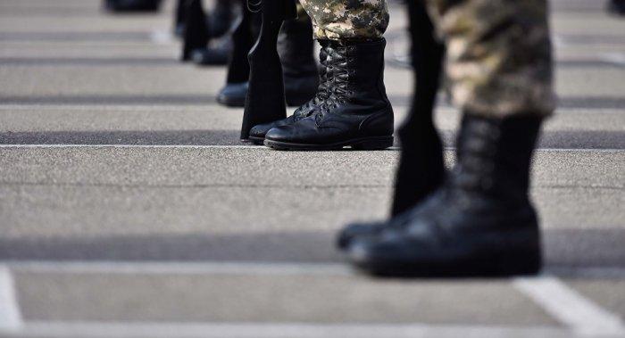 Солдат найден мёртвым на посту в Караганде