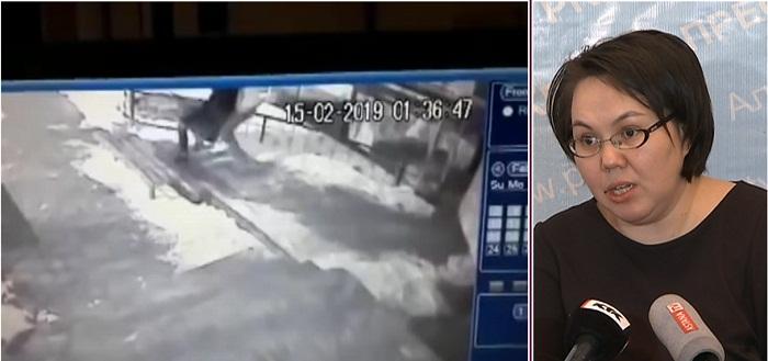 Дерзкое нападение на женщину в Алматы: полиция завела дело
