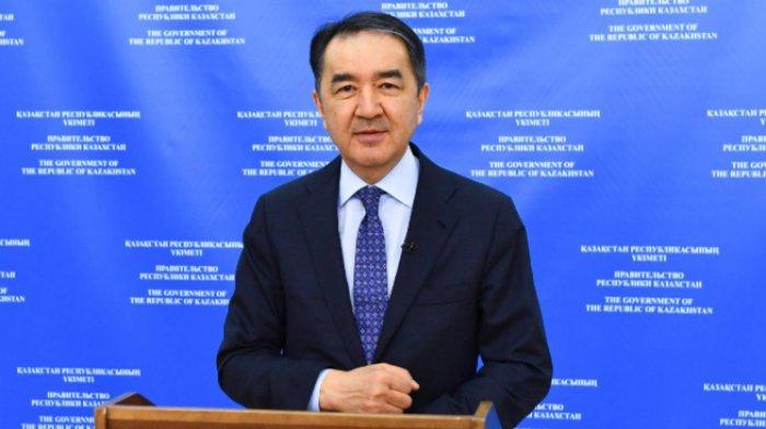 Экс-премьер Казахстана выступил с заявлением после отставки