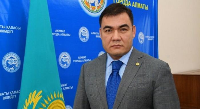 Руководителя управления зеленой экономики назначили в Алматы