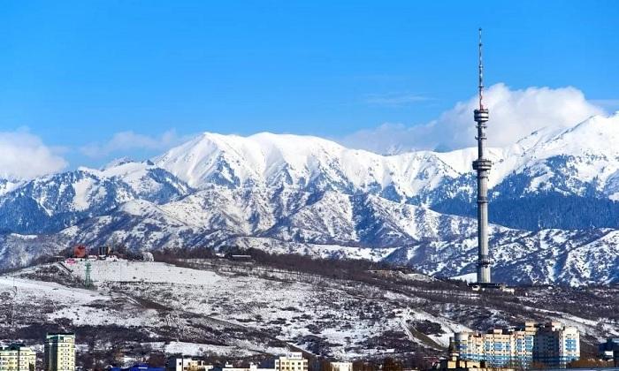 Малооблачно и без осадков – «Казгидромет» о погоде в Алматы