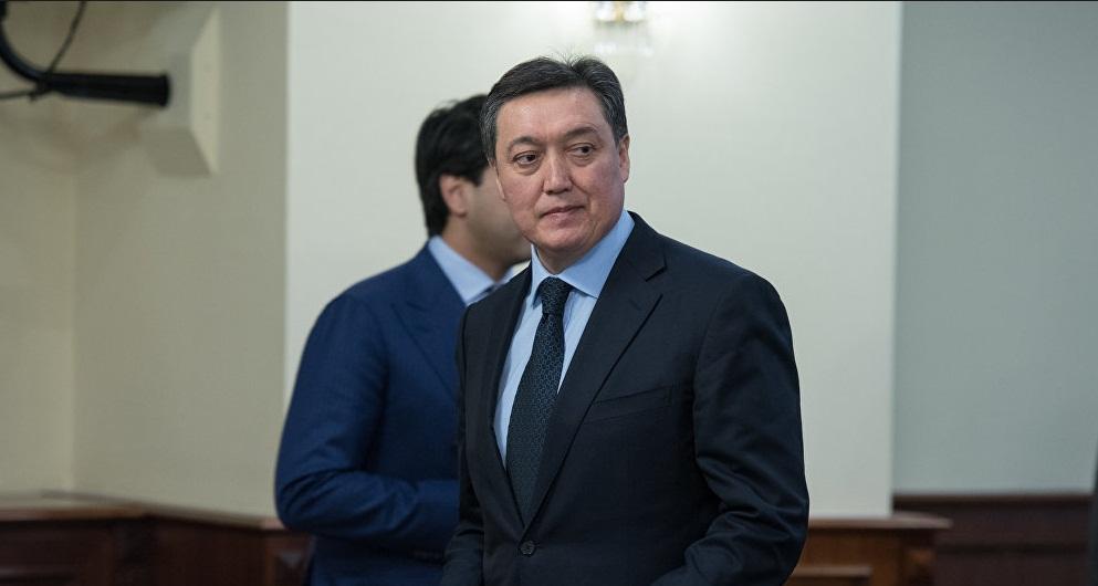 Аскар Мамин назначен премьер-министром РК