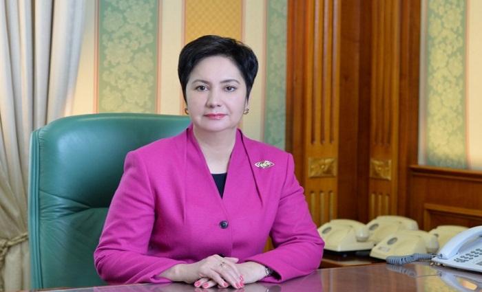 Гульшара Абдыкаликова выдвинута на пост вице-премьера