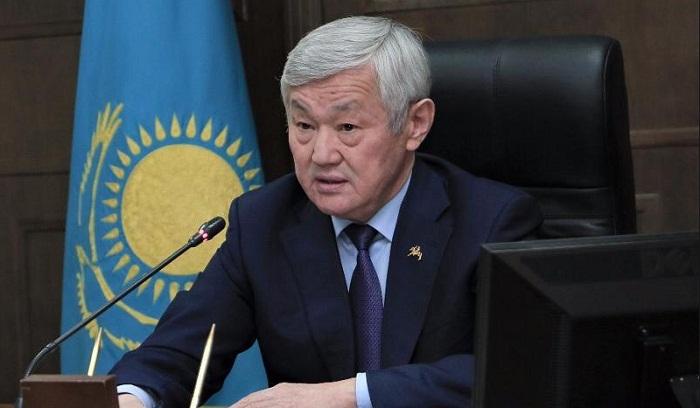 Бердыбек Сапарбаев стал министром труда и социальной защиты