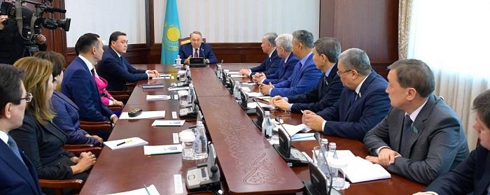 Президент утвердил новый состав Правительства РК