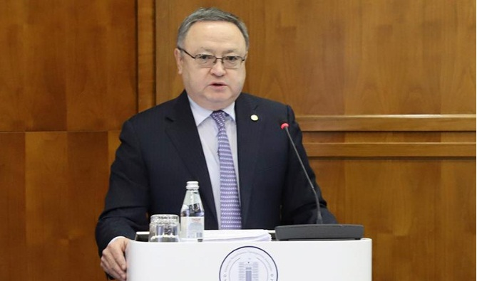 Акимом Актюбинской области назначен Ондасын Уразалин
