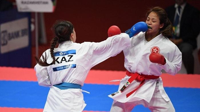 Семь золотых медалей завоевали казахстанские каратисты в Братиславе