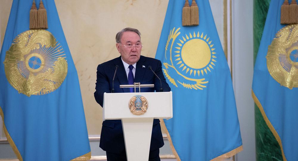 Взрыв в жилом доме в Таразе: Нурсултан Назарбаев выразил соболезнования