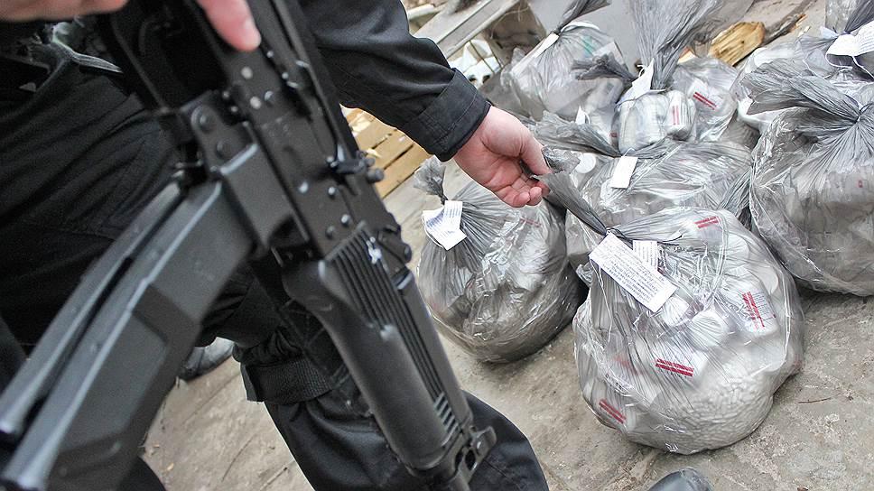 Первый этап антинаркотической операции «Канал-центр» завершается в странах ОДКБ