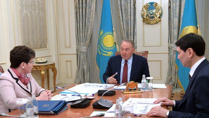 В Счетном комитете рассказали президенту о финнарушениях на 430 млрд тенге