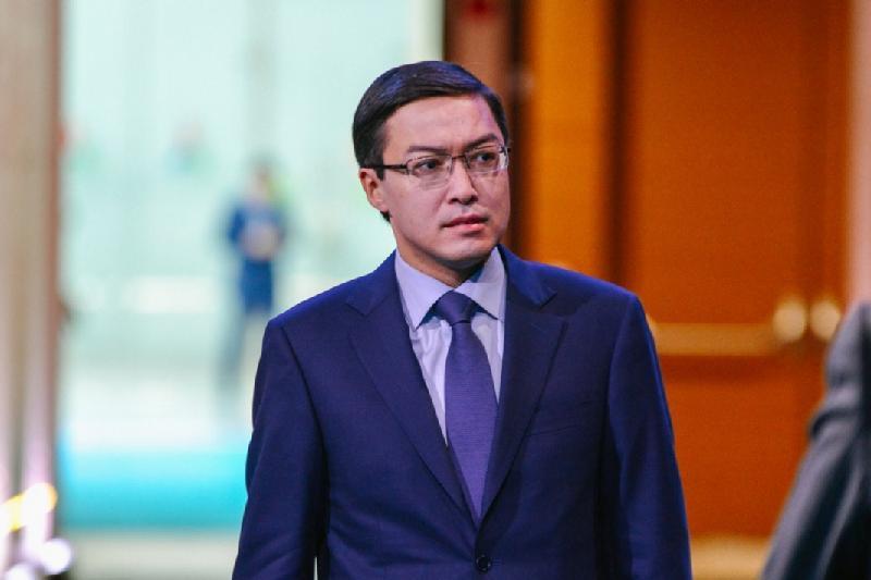 Данияр Акишев назначен советником Президента