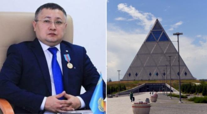 Астанадағы Бейбітшілік және келісім сарайының бас директоры қамауға алынды