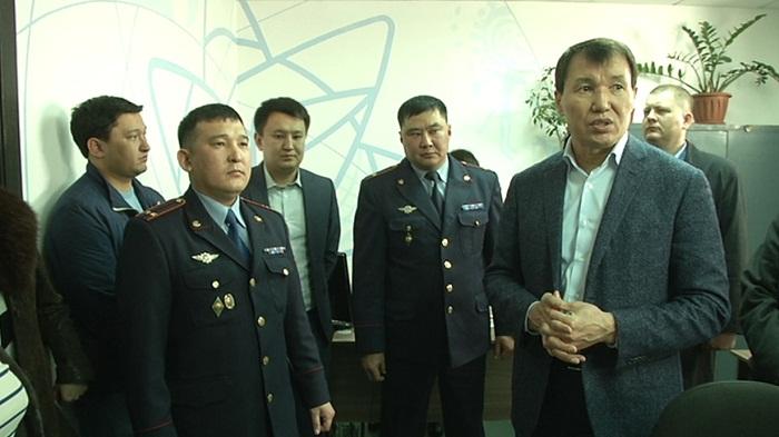Фронт-офис следственного изолятора Алматы посетил главный антикоррупционер
