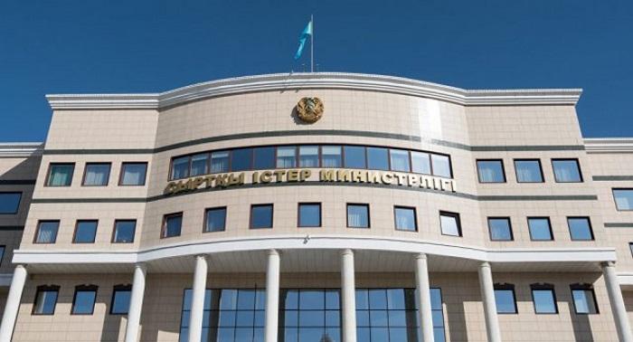 Казахстанцы, застрявшие в Индии, вернулись домой