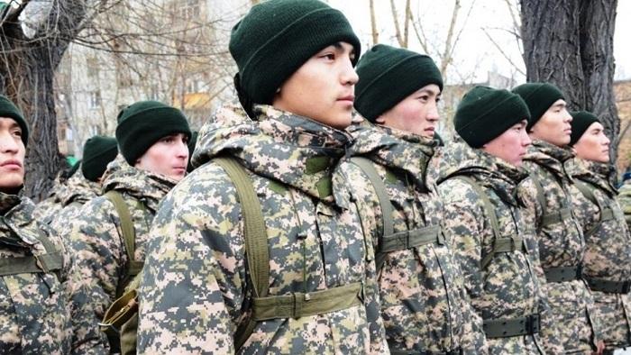 В Казахстане начался весенний призыв граждан на срочную воинскую службу