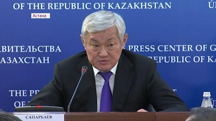 Сапарбаев рассказал, как упростят выплату социальной помощи