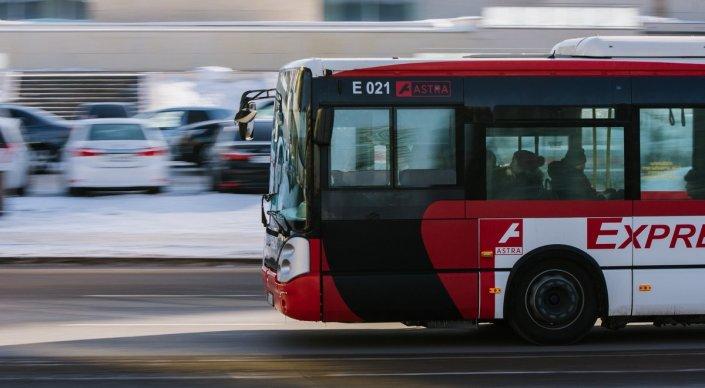 Проезд для женщин в Астане сделают бесплатным 8 марта