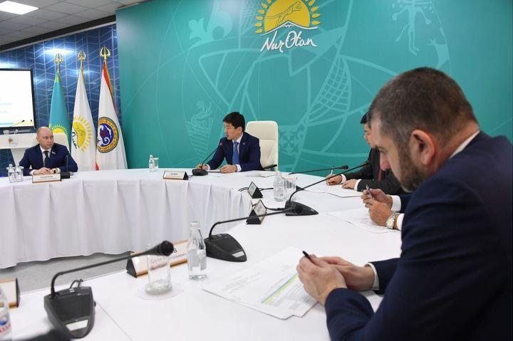 Бауыржан Байбек займется окраинами Алматы