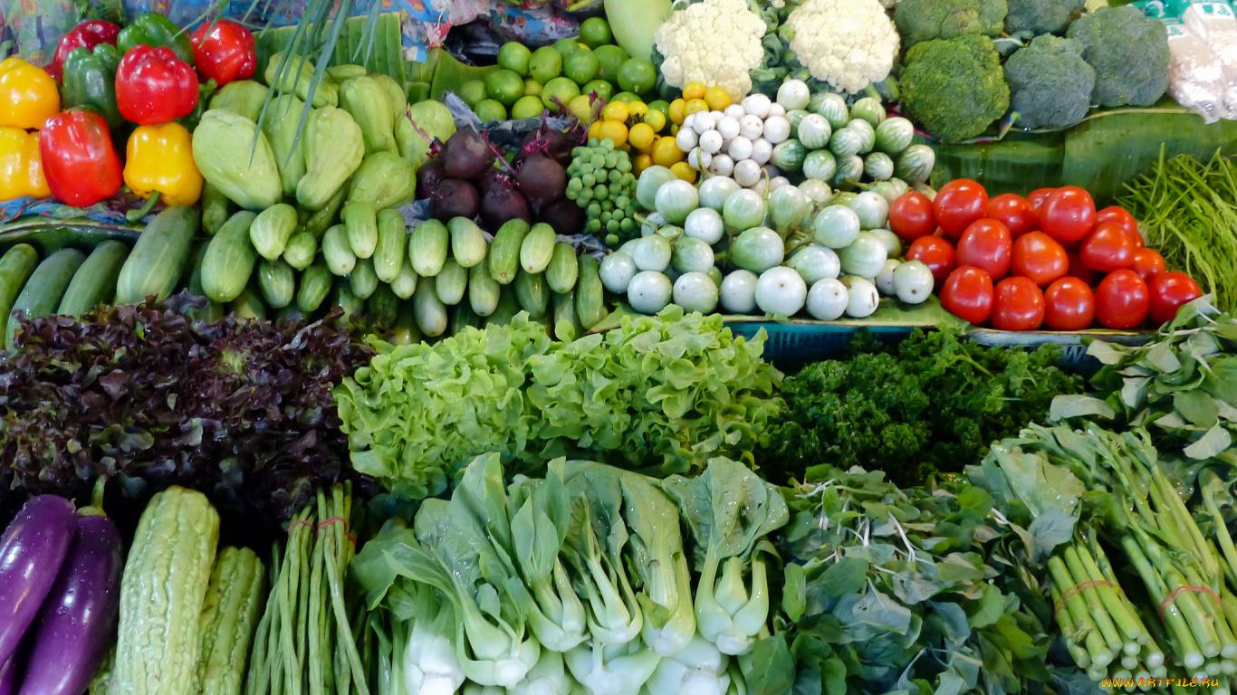 С приходом весны в Казахстане заметно подорожали овощи и крупы