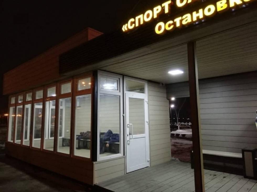 Акимат Усть-Каменогорска: бомж имеет право находиться в теплых остановках