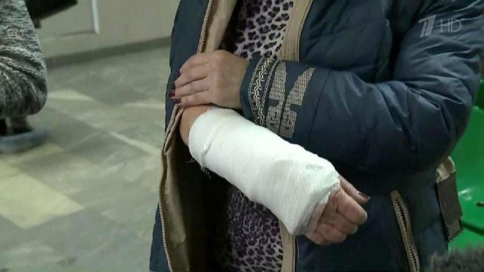 Почти полсотни пострадавших от гололеда поступило в больницу Костаная