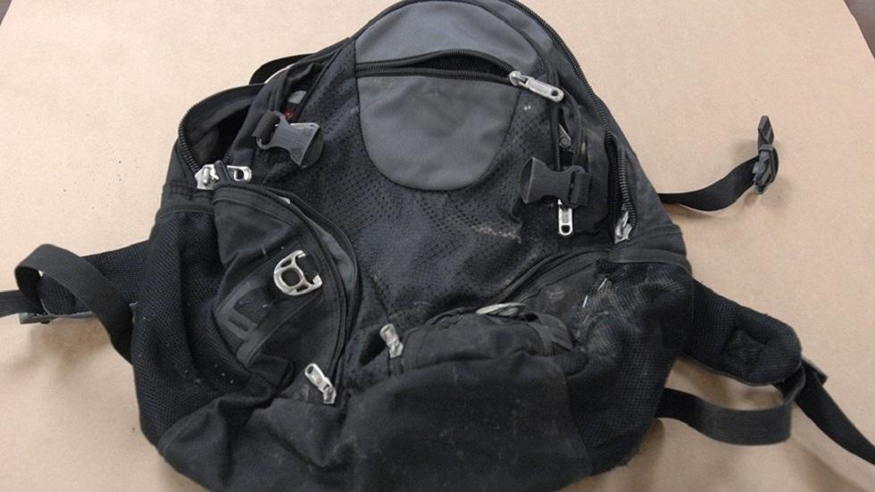 Подозрительный рюкзак вызвал переполох в павлодарском ЦОНе